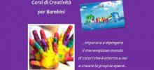 Estate 2018 – Corso di creatività per bambini